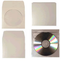 Sleeves CD DVD