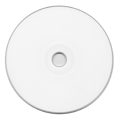 ProDisc CDR 80 min 52x White InkJet Printable in Hub